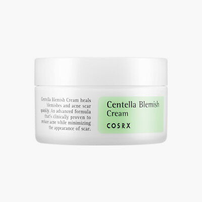 Cosrx Centella Blemish Cream 30ml + 1 free sample EXP 12/2021 US Seller