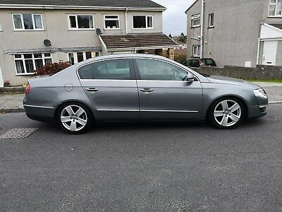 VW 2008 Passat Sport 2.0 TDI 6 speed 170ps