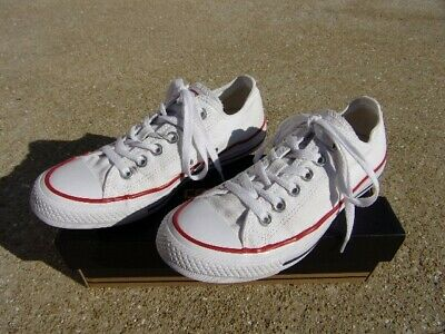1f3c1c4714708 CONVERSES ALL STAR blanches 37 - EUR 20