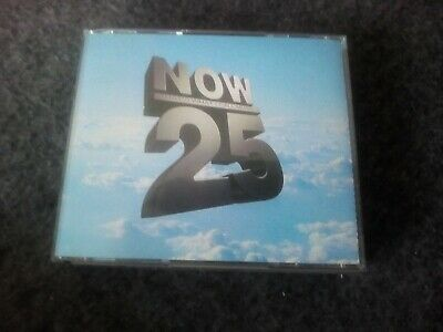 Now That's What I Call Music 25 Various Artist 2 X CDs