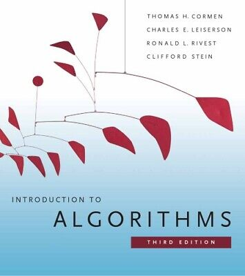 Introduction to Algorithms, 3rd Edition (pdf)