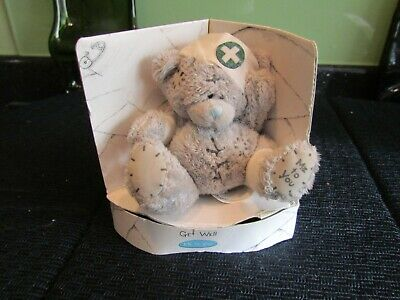 3738b94f223 ME TO YOU Tatty Teddy Bear - Get Well (Soon) - Plush Toy with ...