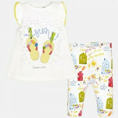 Mayoral girls top and leggings set 1557 18 months