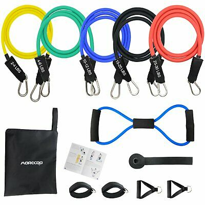 KIT FITNESS BANDE d Exercice Musculation Latex Elastique Musculation ... 3ca6e4a716d