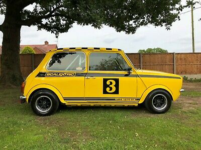 1980 Austin Mini Clubman 1275gt 800000 Picclick Uk