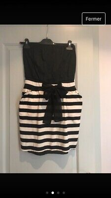 a6ca46bc5d78 ROBE BUSTIER MANGO taille 36 - EUR 8