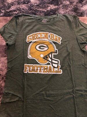 a71cd1f89 GREEN BAY PACKERS Tee - Wisconsin Football Winged Crest 1921 Team T ...