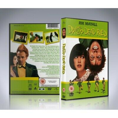 Drop Dead Fred (DVD)- Widescreen-  USA Import for USA Players-