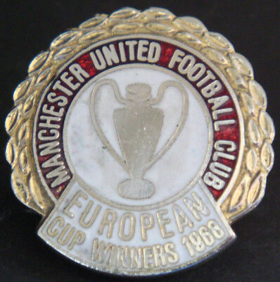 "MANCHESTER UNITED VINTAGE 1991 EUROPEAN CUP WINNERS CUP ADULTS M 38""-40"" No.7"