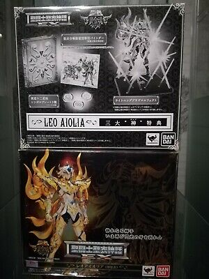 Saint Seiya Soul of Gold Leo Aiolia 1st Edition