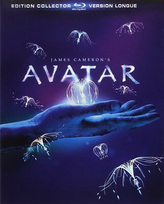 Avatar, version longue - Coffret collector 3 Blu-ray James Cameron
