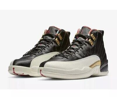Nike Air Jordan 12 Retro XII CNY Chinese New Year 2019 Size 10 CI2977 006