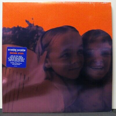SMASHING PUMPKINS 'Siamese Dream' Gatefold Remastered 180g Vinyl 2LP NEW/SEALED