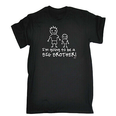 Funny Kids Childrens T-Shirt tee TShirt - Im Going To Be A Big Brother