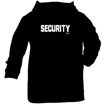 Funny Baby Infants Cotton Hoodie Hoody - Baby Security
