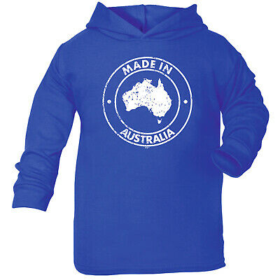Funny Baby Infants Cotton Hoodie Hoody - Made In Australia