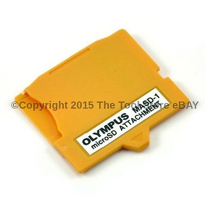 Micro SD TF to XD Picture Memory Card Adapter MASD-1 For Olympus Photo Cameras