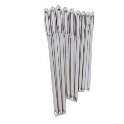 Stainless Steel Knitting Needles Handcraft Sewing Tool Hand Sticking Sewing B