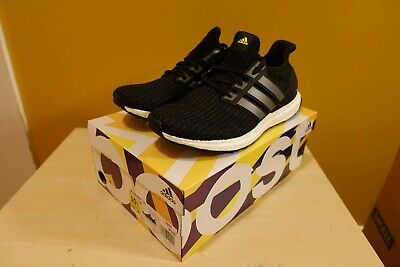 324647ca4f5d6 Adidas Ultra Boost 4.0 Bb6220 5Th Anniversary Size Black Ltd 10.5 Brand New
