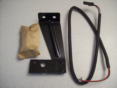 GMC RH Tail light mounting kit 1940s-50s NOS Accessory