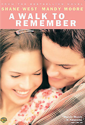 A Walk to Remember (DVD, 2007) Mandy Moore Shane West NEW