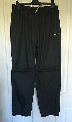 f7fb77225babcb New NIKE Men s waterproof Tracksuit Rugby trousers Black XL