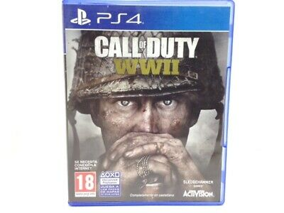 Juego Ps4 Call Of Duty Wwii Ps4 No Dlc 4469235