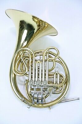 Double horn Besson Sovereign model BE903