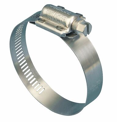 JUBILEE CLIPS HOSE CLAMP PIPE clamp A2 Stainless Steel Clips-13 - 20 MM~