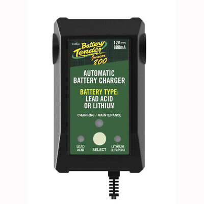 Deltran 022-0199-DL-WH Battery Tender Jr Lead Acid/ Lithium