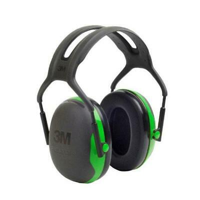 Peltor X1 Headband Ear Defenders 22dB Green Ref X1A