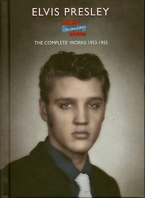 Elvis Presley - The Complete Works 1953-1955 (2-CD) - Elvis, RCA All Countries
