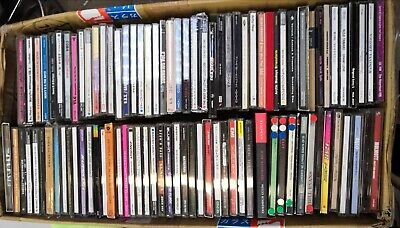 Mixed Used CDs (Job Lot Wholesale ~90) Authentic Japanese CDs