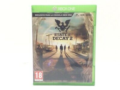 Juego Xbox One State Of Decay Day One Edition Xboxone 4471329