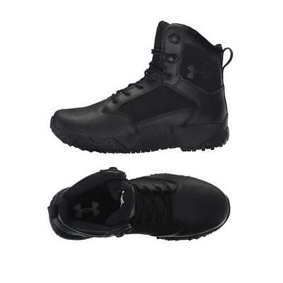 NEW Under Armour Men's Stellar Tactical Leather Quick Dry Ranger Hiker Boots