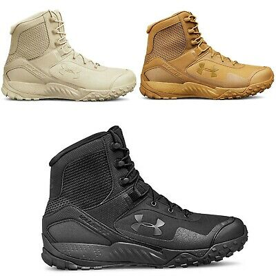 ec88f755b6b NEW UNDER ARMOUR Men UA Valsetz RTS 1.5 ClutchFit Micro G Tactical Leather  Boots