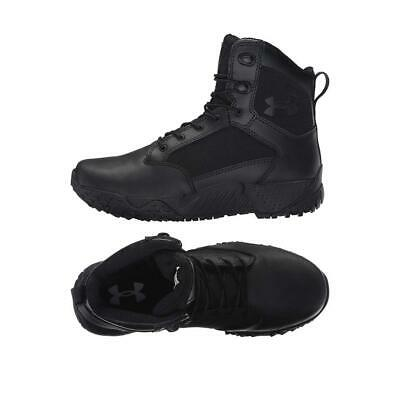 NEW Under Armour Women's Stellar Tactical Leather Quick Dry Ranger Hiker Boots