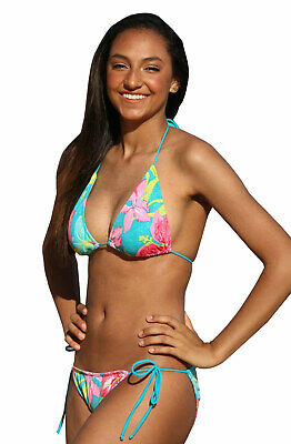 8f8bb872825 UJENA WOMEN`S SWIMWEAR Panama City Bikini Sexy Bathing Suit A258 NWT ...