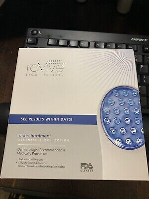 reVive Essentials Acne rePair Blue Light Therapy Handheld System