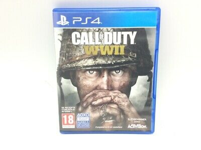 Juego Ps4 Call Of Duty Wwii Ps4 No Dlc 4472875
