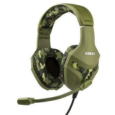 Camo Gaming Headset (PlayStation 4)
