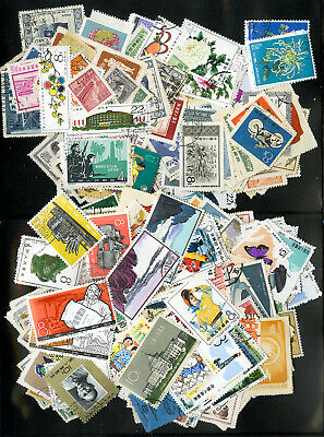 China Absolutely Stuffed Collection High-Value Popular Stamp Lot Great Surprises