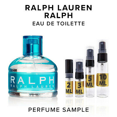Ralph by Ralph Lauren For Women EDT Perfume Sample Vial Travel Size Purse Spray
