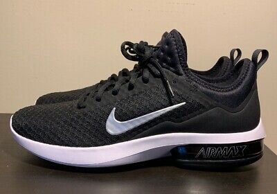 first rate 8dfb2 62944 Nike Air Max Kantara 908982-001 Black and White Mens Running Shoes Size 11