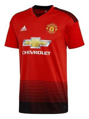 Manchester United Shirt Home 2018/19