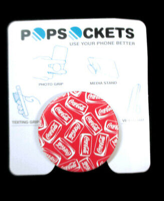 Coca-Cola  Wireless Charger Disc Compatible with Most Smart Phones BRAND NEW