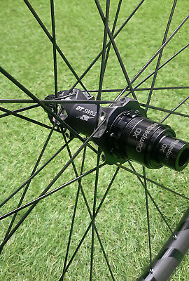 MAVIC XA PRO CARBON 27 5 REAR WHEEL  Shimano freehub  142x12 BIN