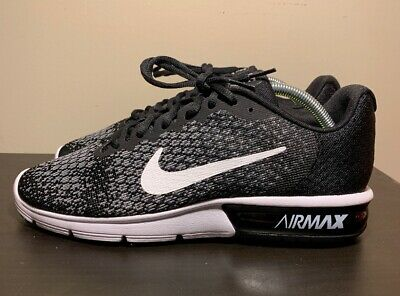 47e16044f1c0f MEN S NIKE AIR Max Sequent 2 Running Shoes 852461 005 Size 10 ...