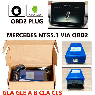 NTG5 S1 APPLE CarPlay Android Auto Activation Tool For