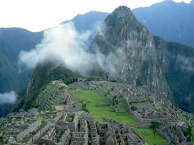 Machu Picchu and the Sacred Valley Adventures DVD